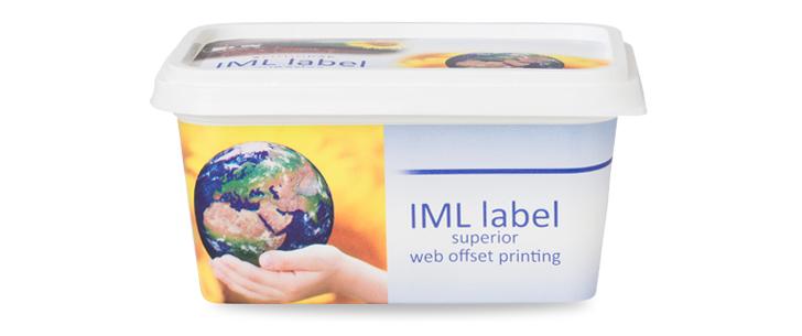 Kalıp içi IML Etiketler