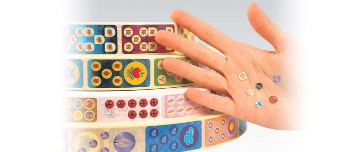 Tatü & Sticker